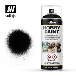 Spray 400 ml Basic Black...