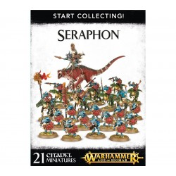 Start Collecting Seraphon