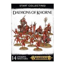 Start Collecting Daemons of...