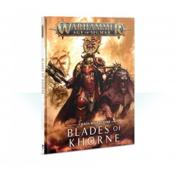 Battletome Blades of Khorne