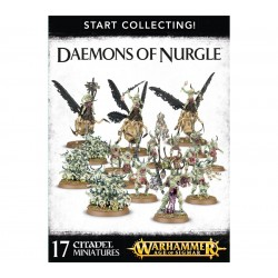 Start Collecting - Daemons...