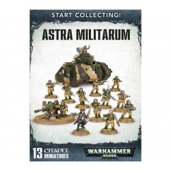 Start Collecting Astra...