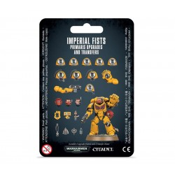 Imperial Fists Primaris...
