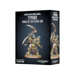 Typhus, Herald of the...