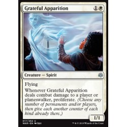 Grateful Apparition