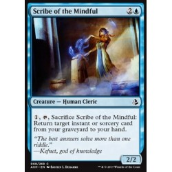 Scribe of the Mindful