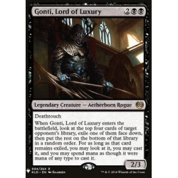 Gonti, Lord of Luxury