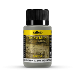 Industrial Thick Mud