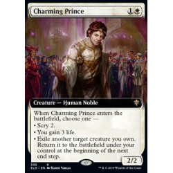 Charming Prince Extras Foil