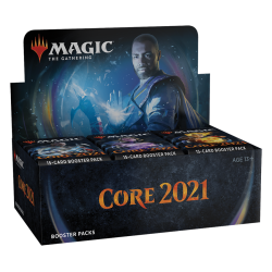 Booster Core 2021