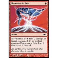 Electrostatic Bolt