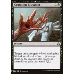 Grotesque Mutation