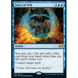 Force of Will Foil