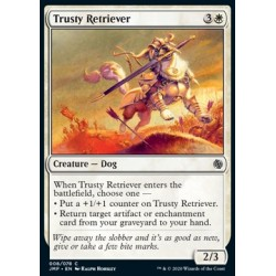 Trusty Retriever
