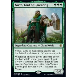Yorvo, Lord of Garenbrig Foil