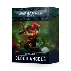 Data Cards Blood Angels